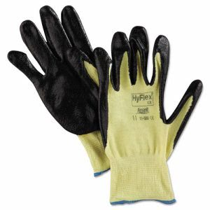 Ansellpro HyFlex CR Ultra Lightweight Assembly Gloves, Size 11 (ANS1150011)
