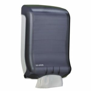 San Jamar T1700 High Capacity Ultrafold Hand Towel Dispenser (SAN T1700TBK)