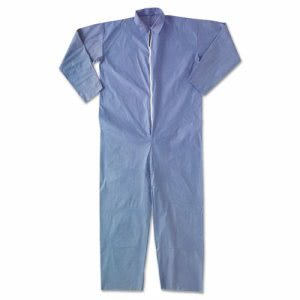 Kleenguard* A65 Flame Resistant Coveralls, 2XL, Blue (KCC45315)