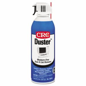 Crc Duster Moisture-Free Dust and Lint Remover, 16oz (CRI05185)