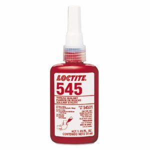 Loctite 545 Thread Sealant, For Hydraulic/Pneumatic Fittings, 50mL (LOC54531)