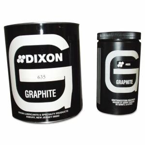 Asbury Carbons No. 635 Lubricating Natural Graphite (DXNL6351)
