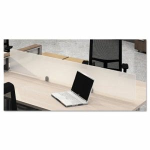 Mayline e5 Series Above-Surface Privacy Panel, Green Crystal Ice (MLNEZAPP54)