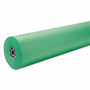 "Pacon Colored Kraft Paper, 35 lbs., 36"" x 1000 ft, Brite Green (PAC63130)"