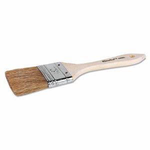 "Weiler Econoline Chip and Oil Brush, 1/2"" Trim, Wood Handle (WEI40065)"