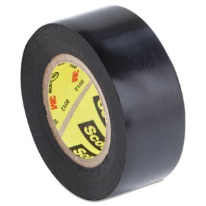 "3m Scotch 33+ Super Vinyl Electrical Tape, 3/4"" x 20ft (MMM06130)"