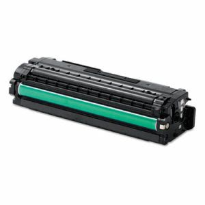 Samsung CLTK506S Toner Cartridge, 2000 Page-Yield, Black (SASCLTK506S)
