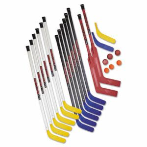 "Champion Sports Rhino Stick Senior Hockey Set, 47"", Plastic (CSIHS47SET)"