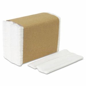 Georgia Pacific HyNap Tall Fold Dispenser Napkins, 10,000 Napkins (GPC 332-01)