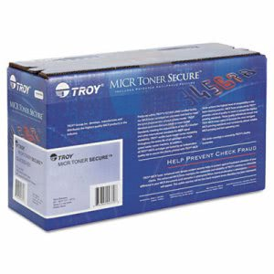 Troy 0282000001 78A Compatible MICR Toner, 2100 Yield, Black (TRS0282000001)