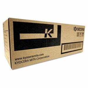Kyocera TK562Y Toner Cartridge, 10000 Page-Yield, Yellow (KYOTK562Y)