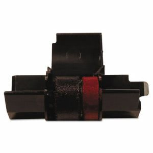 Victor IR40T Compatible Calculator Ink Roller, Black/Red (VCTIR40T)