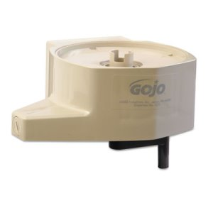 Gojo Flat-Top Gallon Dispenser, Taupe (GOJ1275)