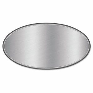 "7"" Foil Board Lids for Round Aluminum Containers, 500 Lids (HFA 2047L)"