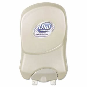 Dial Duo Touch-Free Dispenser, 1250mL, Pearl, 1 Each (DIA99111)