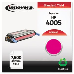 Innovera Remanufactured CB403A (642A)  Toner, 7500 Yield, Magenta (IVR403A)