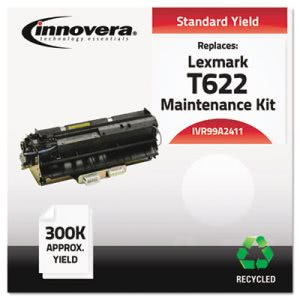 Innovera 99A2411 Remanufactured Maintenance Kit, 300000 Yield (IVR99A2411)