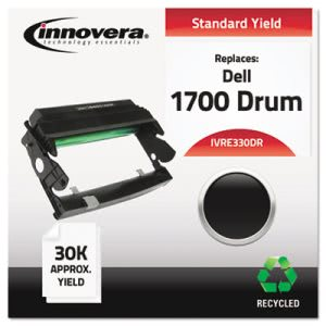 Innovera Remanufactured 310-5404 (E330) Toner, 30000 Yield, Black (IVRE330DR)