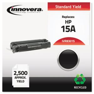 Innovera 83015 Compatible, Remanufactured, C7115A, 2500 Yield, Black (IVR83015)