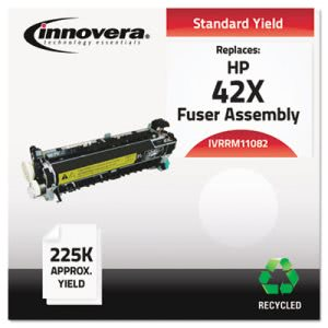 Innovera RM11082 Remanufactured, RM11082000 Fuser, 225000 Yield (IVRRM11082)