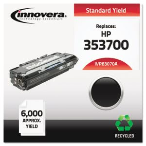 Innovera Remanufactured Q2670A (308A) Laser Toner, 6000 Yield, Black (IVR83070A)