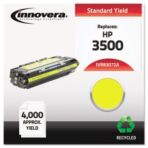 Innovera 83072A Compatible, Remanufactured, (309A) Toner, Yellow (IVR83072A)
