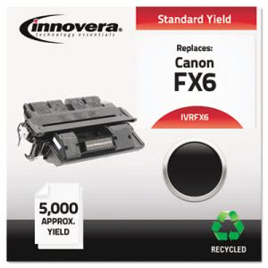 Innovera Remanufactured 1559A002AA (FX6) Toner, 5000 Yield, Black (IVRFX6)