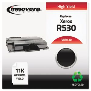 Innovera Compatible Remanufactured Toner, 11000 Yield, Black (IVRR530)