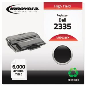Innovera Remanufactured 330-2209 (2335) Toner, 6000 Yield, Black (IVRD2335X)