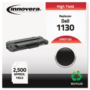 Innovera Remanufactured 330-9523 (1130) Toner, 2500 Page-Yield, Black (IVRD1130)