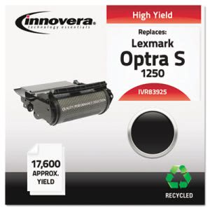 Innovera Remanufactured 1382625 (Optra S) Toner, 17600 Yield, Black (IVR83925)