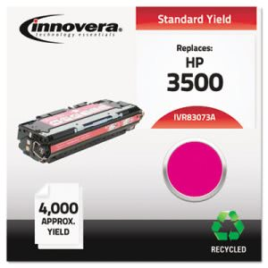 Innovera Remanufactured Q2673A (309A)  Toner, 4000 Yield, Magenta (IVR83073A)