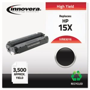 Innovera 83016 Compatible, Remanufactured Toner, 3500 Yield, Black (IVR83016)