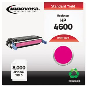 Innovera Remanufactured C9723A (641A) Toner, 8000 Yield, Magenta (IVR83723)