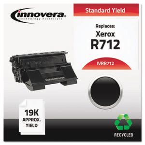 Innovera Compatible Remanufactured 113R00712 (4510) Toner, Black (IVRR712)