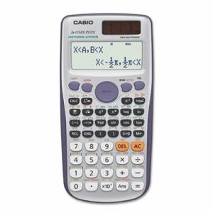 Casio FX-115ESPLUS Advanced Scientific Calculator (CSOFX115ESPLUS)