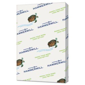 Hammermill Fore MP Recycled Colored Paper, 20lb, 11 x 17, Salmon, 500 Sheets/Ream (HAM102103)