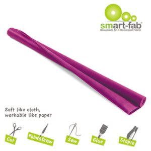Smart-fab Smart Fab Disposable Fabric, 48 x 40 roll, Purple (SFB1U384804043)