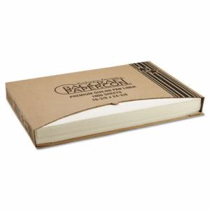 Deli Pan Liners, 16x24, Quilon-Coated Paper, 1,000 liners (BGC 030001)