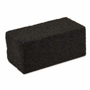 Scotch-brite Grill Cleaner, Grill Brick, 4 x 8 x 3 1/2, Black (MMM15238)