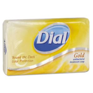 Dial Gold Antibacterial Deodorant Bar Soap, 72 - 3.5 oz. Bars (DIA 00910)