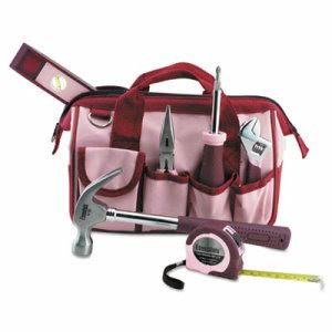 Great Neck 6-Piece Basic Tool Kit with Bag (GNS6709)