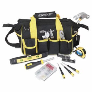 Great Neck 32-Piece Expanded Tool Kit with Bag, 1 Kit (GNS21044)