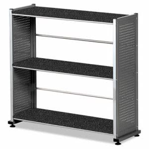 Mayline Eastwinds Accent Shelving, 3 Shelves (MLN993ANT)