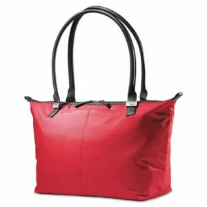 Samsonite Jordyn Ladies Laptop Bag, 21.25 x 7.5 x 12, Nylon Red (SML494601761)