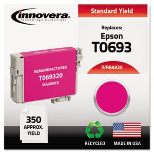 Innovera 69320 Compatible, Remanufactured, T069320 Ink, Magenta (IVR69320)