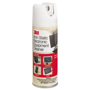 3m Electronic Equipment Cleaner, Oil/Wax-Free, 10 oz. Aerosol (MMMCL600)