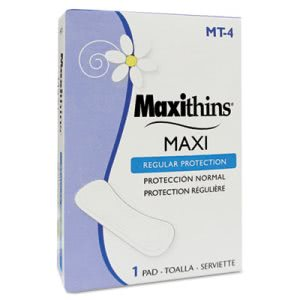 Maxithins Pads - 250 pads per Carton (HOS MT-4)