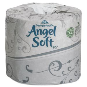 Georgia-Pacific Angel Soft PS Embossed Bath Tissue (SHR-GPC16880)