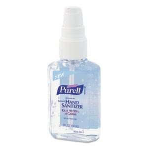Purell Instant Hand Sanitizer, 2-oz. Personal Pump Bottle, 24/Carton (GOJ960624)